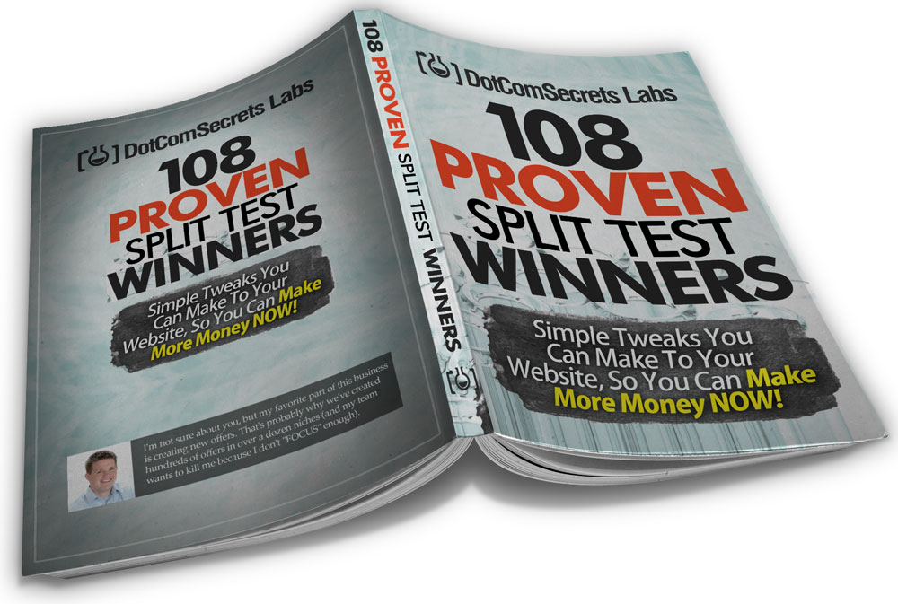 108 Proven Split Tests Winners