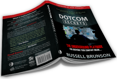 DotComSecrets Book (New)